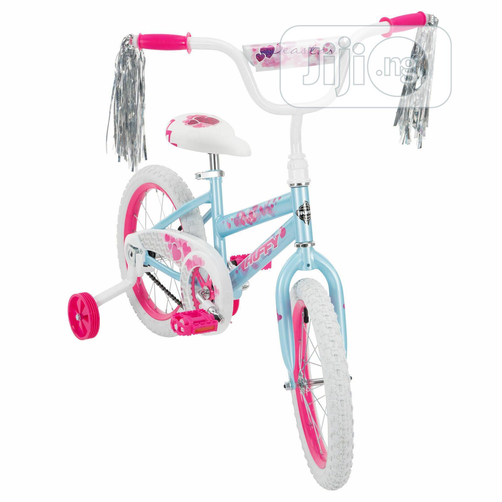 """Huffy 16"""" Sea Star Girls' Bike"""