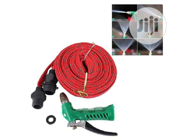 Car 20M High Pressure Garden Hose Spray Washing Water Gun Sprayer Clea