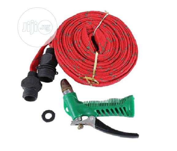 Car 20M High Pressure Garden Hose Spray Washing Water Gun Sprayer Clea | Garden for sale in Ojo, Lagos State, Nigeria