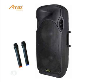 Double 15inches Speaker   Audio & Music Equipment for sale in Lagos State, Ojo