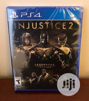Injustice 2 - Playstation 4 - Brand New | Video Games for sale in Abuja (FCT) State, Wuse