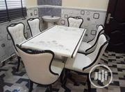 Royal Marble Dining Table With 6chairs | Furniture for sale in Lagos State, Lekki Phase 1