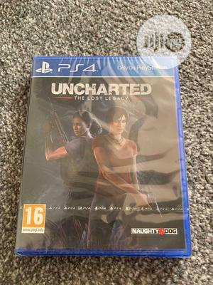 Uncharted Lost Legacy -playstation 4 - Brand New | Video Games for sale in Abuja (FCT) State, Wuse