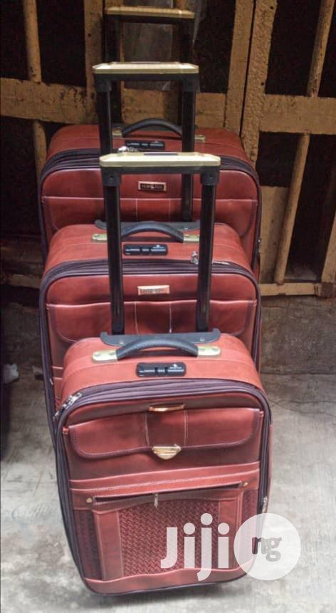 Traveling Luggage 3 Set