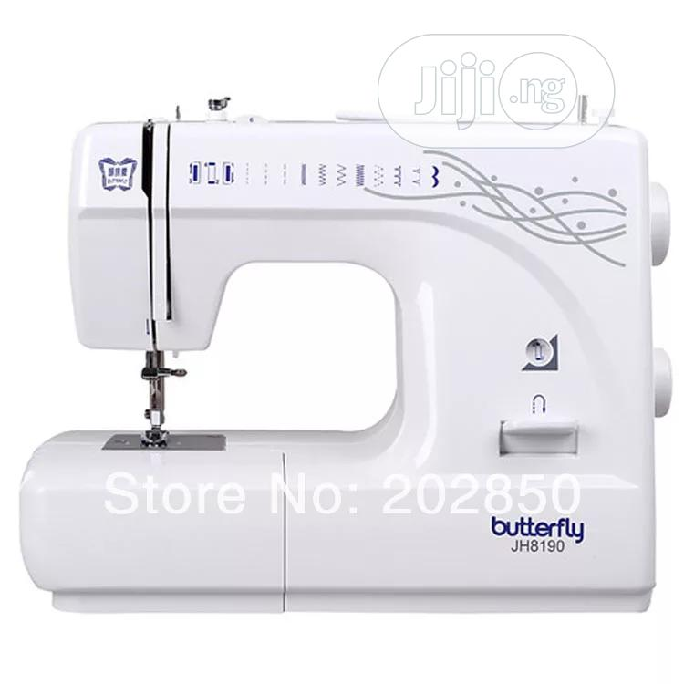 Butterfly Portable Sewing Machine | Home Appliances for sale in Lagos Island (Eko), Lagos State, Nigeria