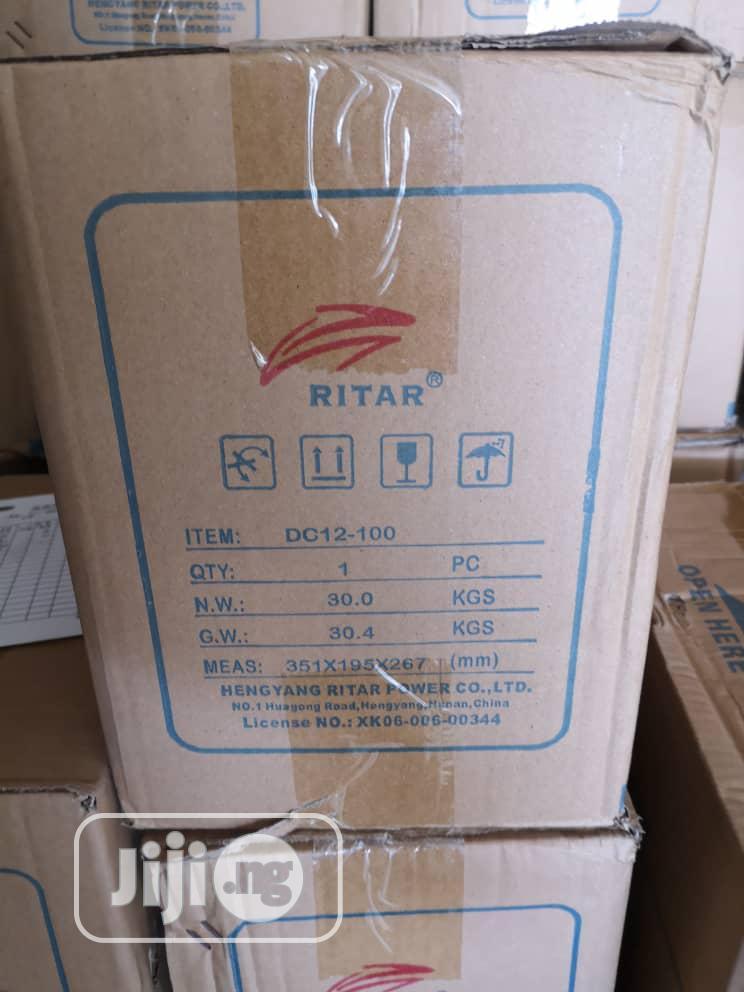 Archive: Ritar Battery 100a 12v