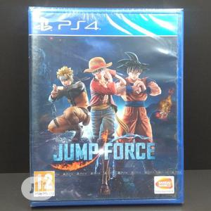 Jump Force Ps4 Brand New | Video Games for sale in Abuja (FCT) State, Wuse