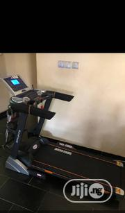 3HP German Treadmill Machine With Massager, Incline, MP3, Dumbells | Sports Equipment for sale in Lagos State, Surulere
