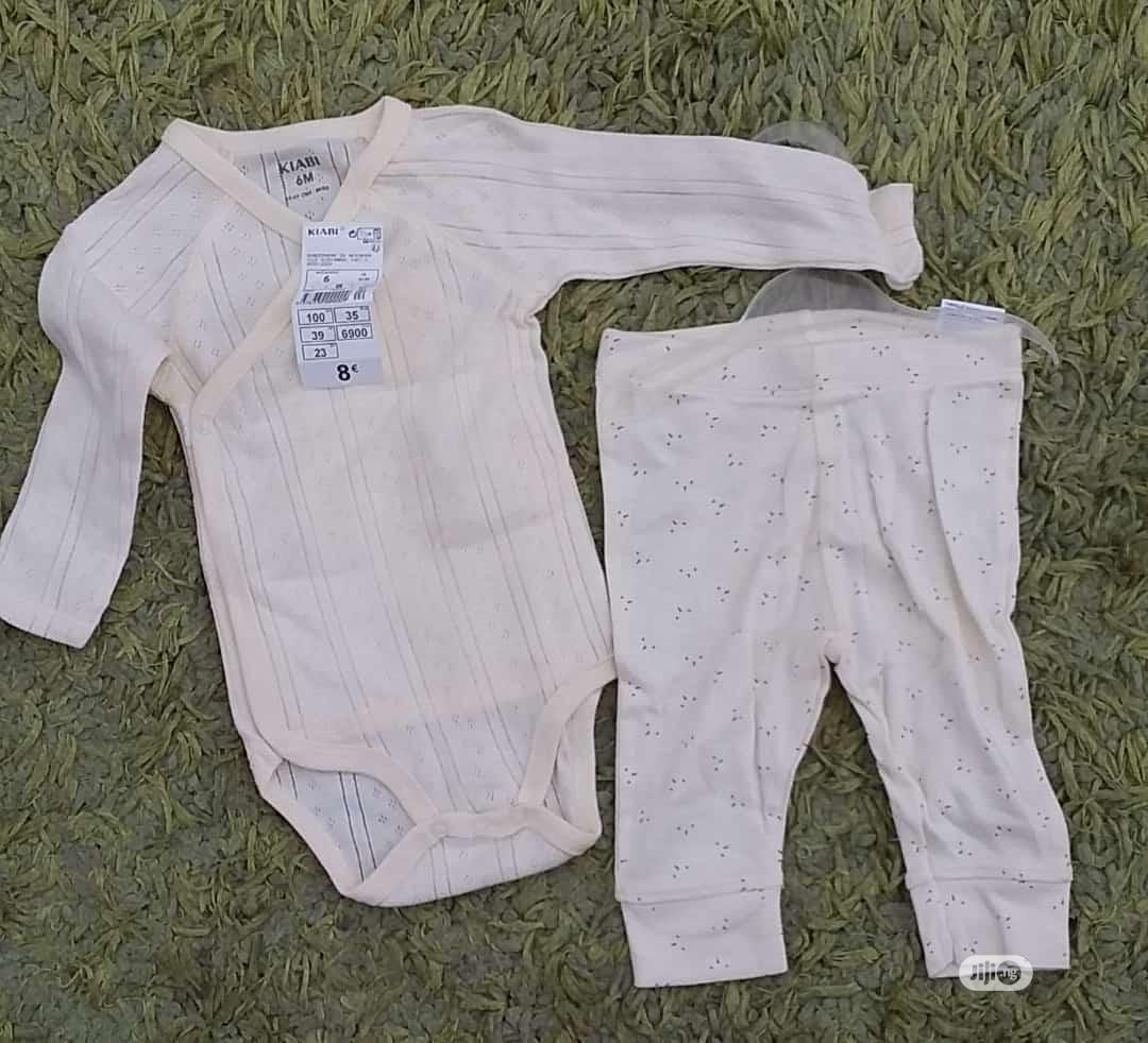 Baby Wear Pin Under And Trouser