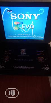 25.8inches Portable EVD/ DVD Player   TV & DVD Equipment for sale in Akwa Ibom State, Uyo