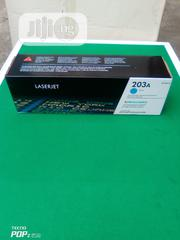 203A Cyan Toner Cartridge | Accessories & Supplies for Electronics for sale in Lagos State, Lekki Phase 2
