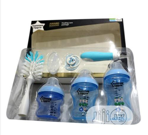 Tommee Tippee Close to Nature Newborn Feeding Bottle Starter   Baby & Child Care for sale in Alimosho, Lagos State, Nigeria