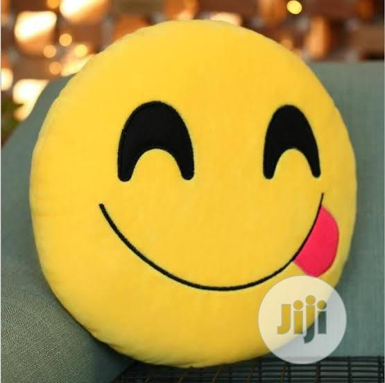 Emoji Throw Pillow | Home Accessories for sale in Lagos Island, Lagos State, Nigeria