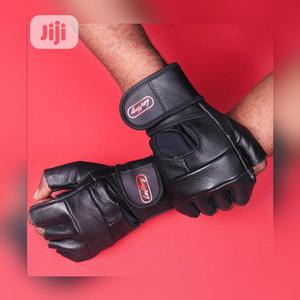 Leather Gym Glove | Sports Equipment for sale in Lagos State, Magodo