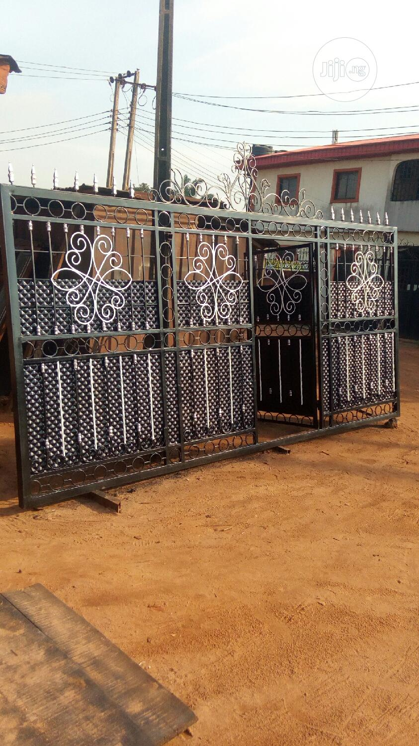 Beautiful And Affordable Quality Iron Gate | Doors for sale in Benin City, Edo State, Nigeria
