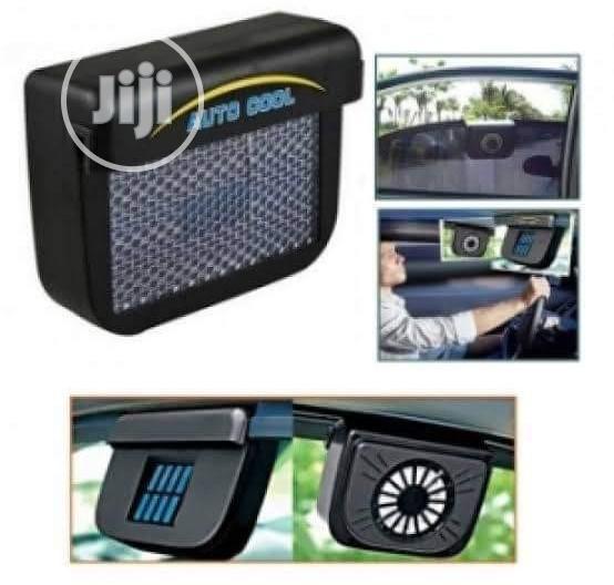 Auto Car Cool Fan