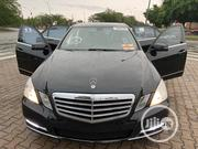 Mercedes-Benz E350 2011 Black | Cars for sale in Abuja (FCT) State, Wuse 2