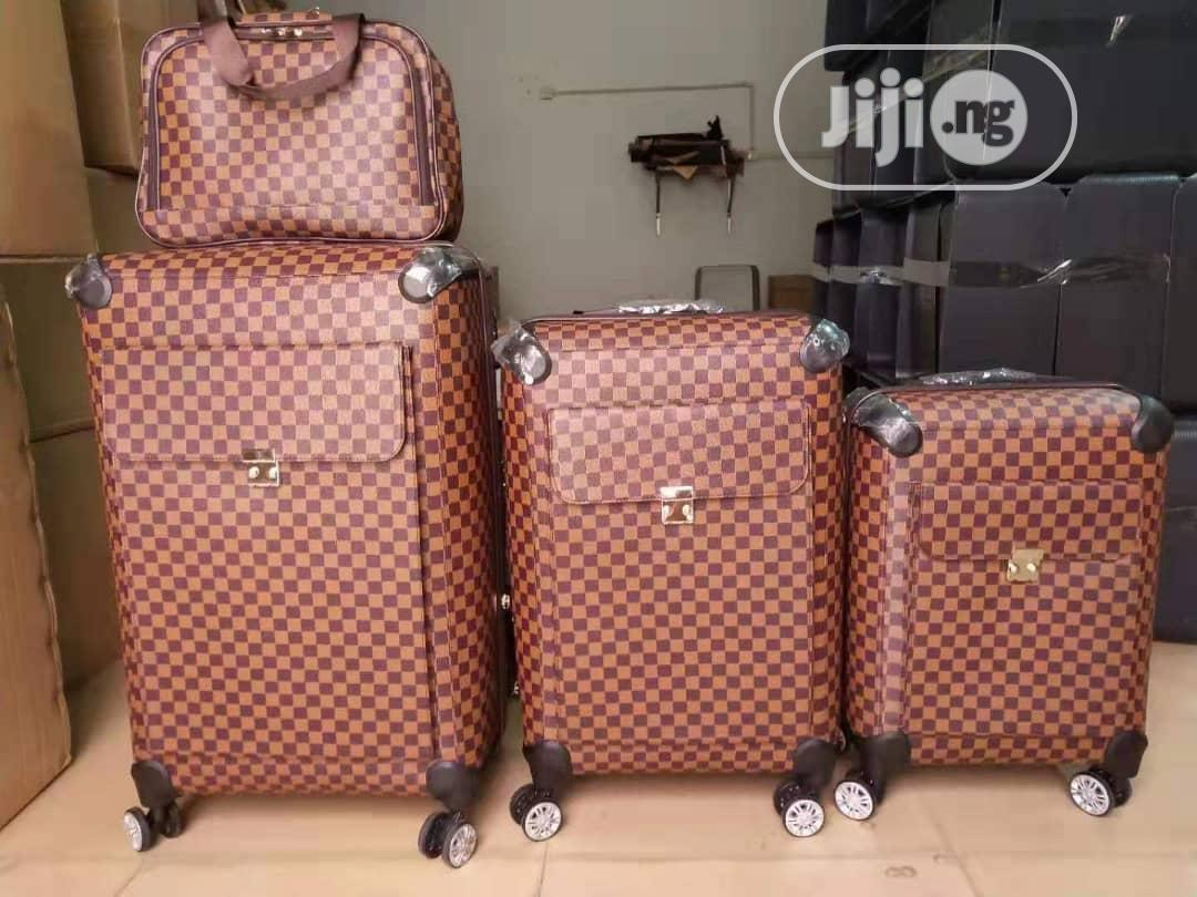 Luggage Travel Bag 4 Set