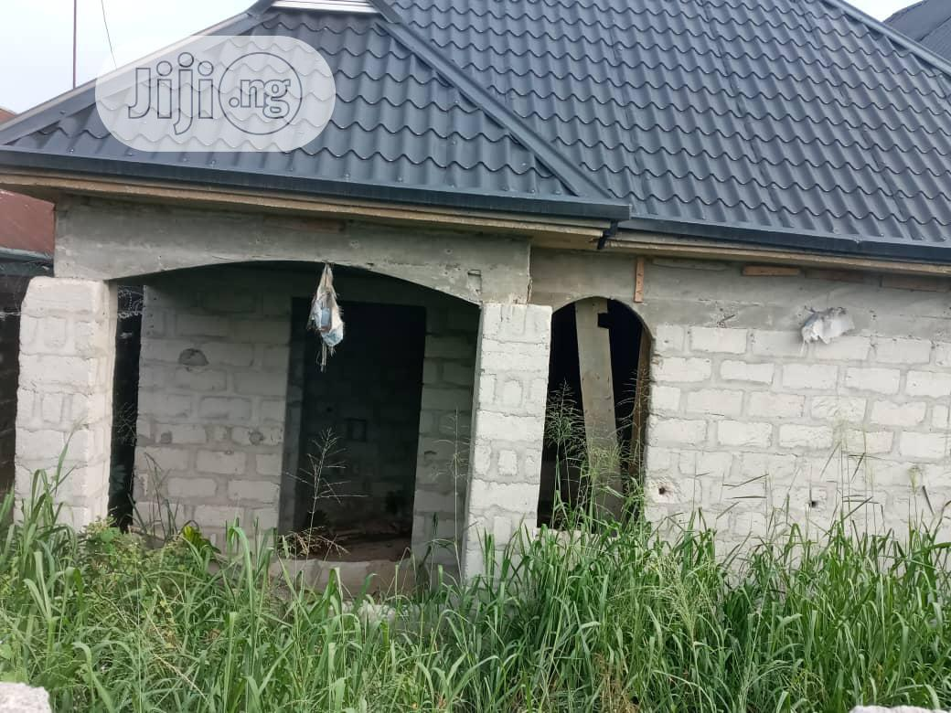 Archive: A 4 Bedroom Bungalow On 1 Plot In Rumuodomaya,Ph For Sale