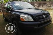 Honda Pilot 2005 EX 4x4 (3.5L 6cyl 5A) Black | Cars for sale in Lagos State, Ikeja