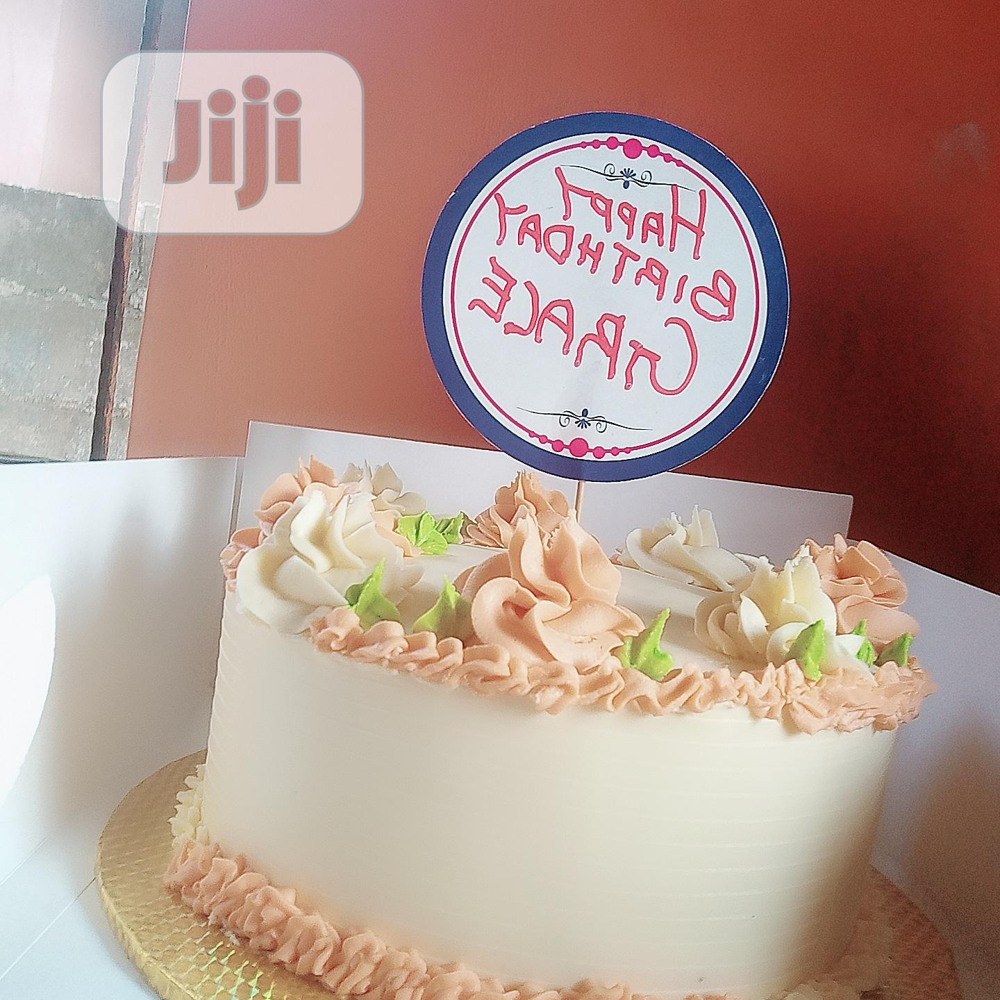 Archive: Birthday Cakes By Oluwaseun Events