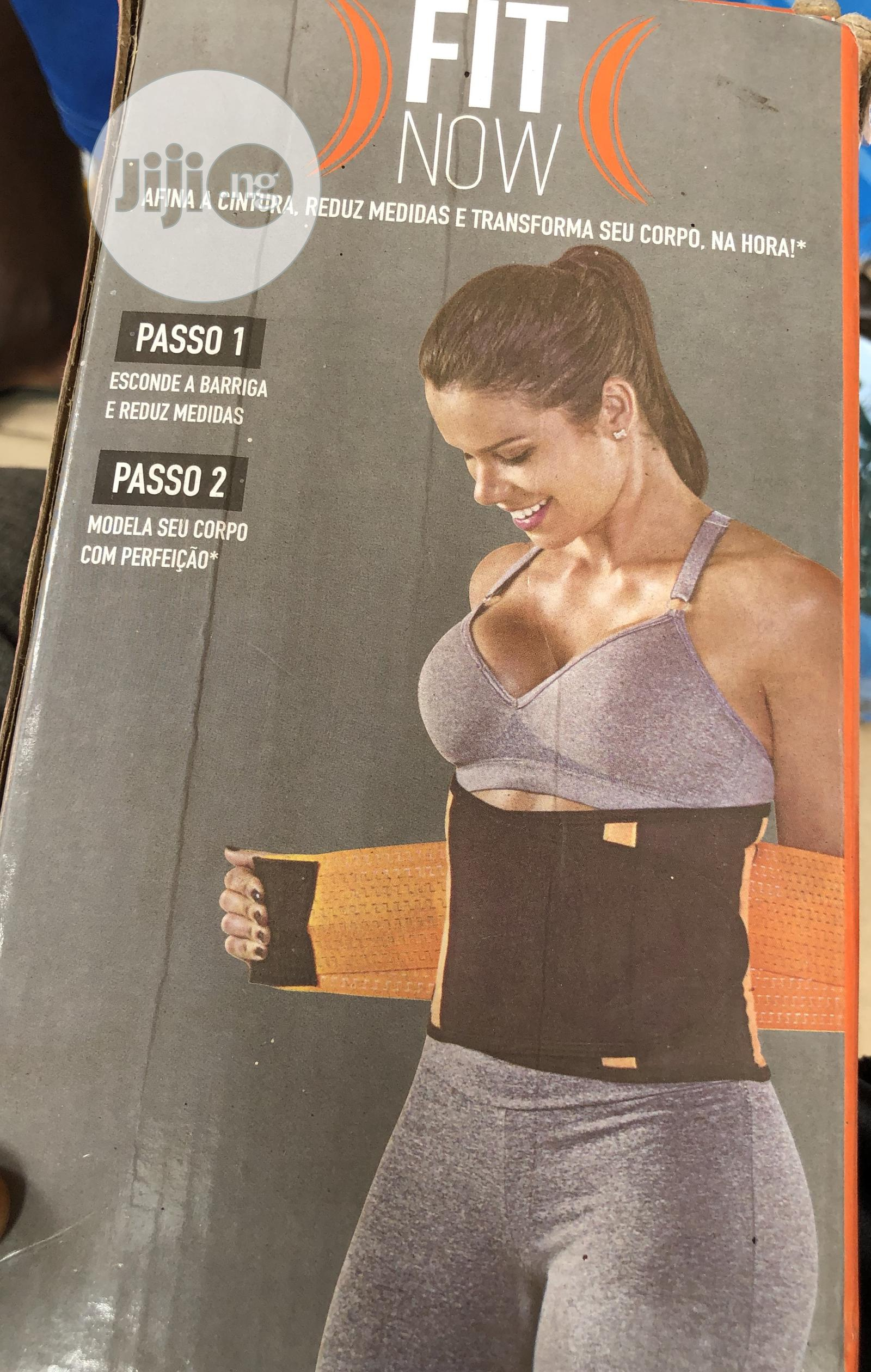 Fit Now Slimming Belt For Unisex