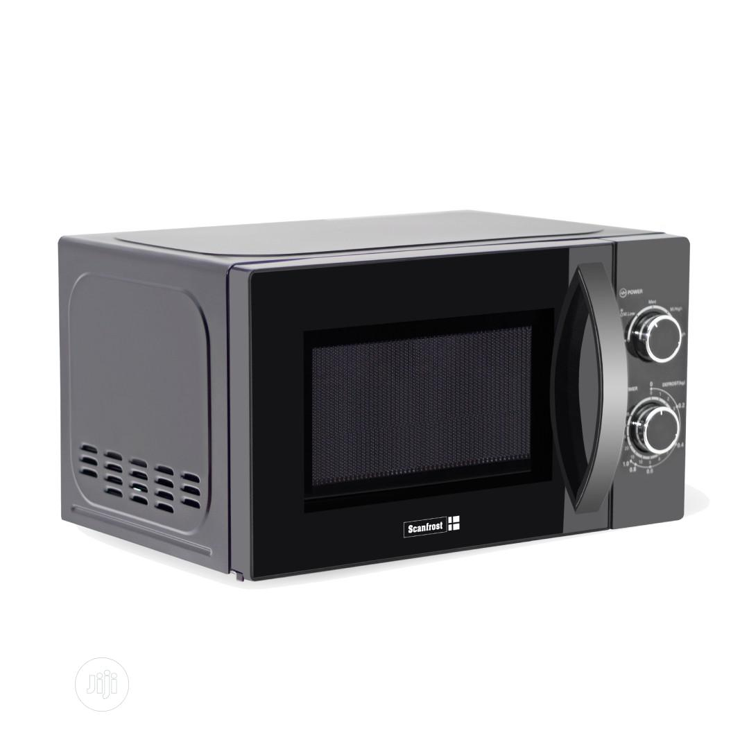 Scanfrost Microwave Oven – SF 20 | Kitchen Appliances for sale in Ikoyi, Lagos State, Nigeria