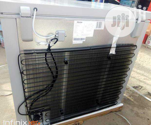 Brand New Hisense FC-260SH Deep Freezer 205liters 1year Warranty | Kitchen Appliances for sale in Ojo, Lagos State, Nigeria