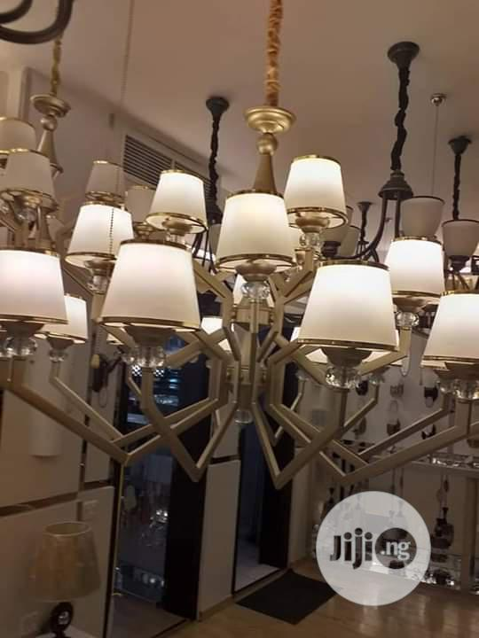 Chandelier With 21hands