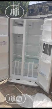 Midea Side By Side 490L Refrigertor With Water & Ice Dispense HC-657   Kitchen Appliances for sale in Lagos State, Ojo