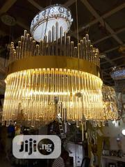 Luxury Christal Gold Chandelier | Home Accessories for sale in Lagos State, Ojo