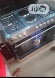 High Quality Maxi 4 Burner Gas Cooker With Oven and Grill | Kitchen Appliances for sale in Lagos State, Ojo