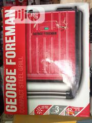 George Foreman Compact Steel Grill. | Kitchen Appliances for sale in Lagos State, Ojo