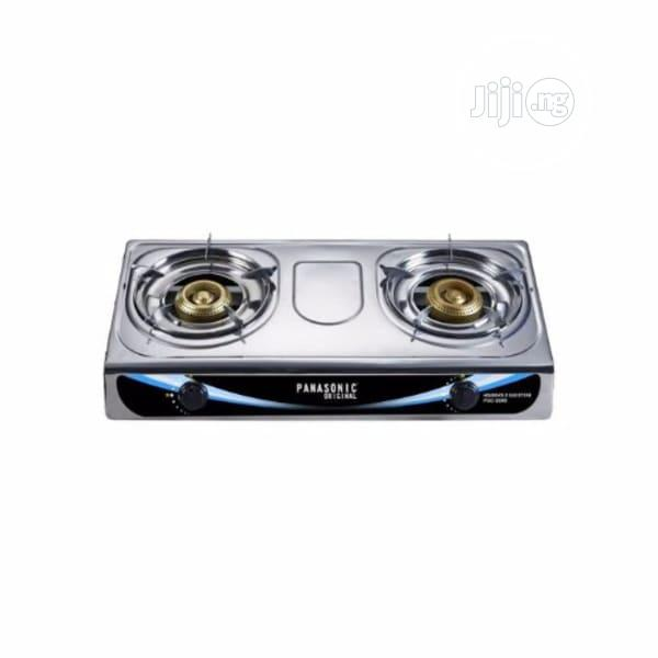 Panasonic Table Gas Cooker | Kitchen Appliances for sale in Lagos Island, Lagos State, Nigeria