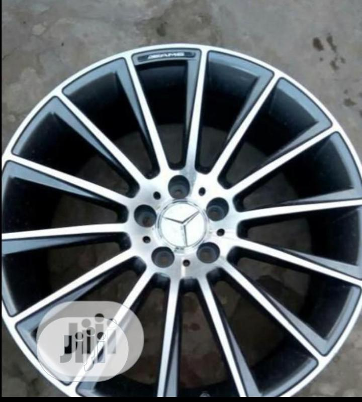 Super Quality Stainless Alloy Wheels, It Makes Your Car New Again | Vehicle Parts & Accessories for sale in Ojo, Lagos State, Nigeria