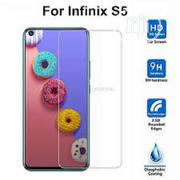 Infinix S5(X652) Glass Screen Protector - Transparent | Accessories for Mobile Phones & Tablets for sale in Lagos State, Amuwo-Odofin