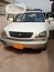 Lexus RX 2000 White | Cars for sale in Delta State, Oshimili South