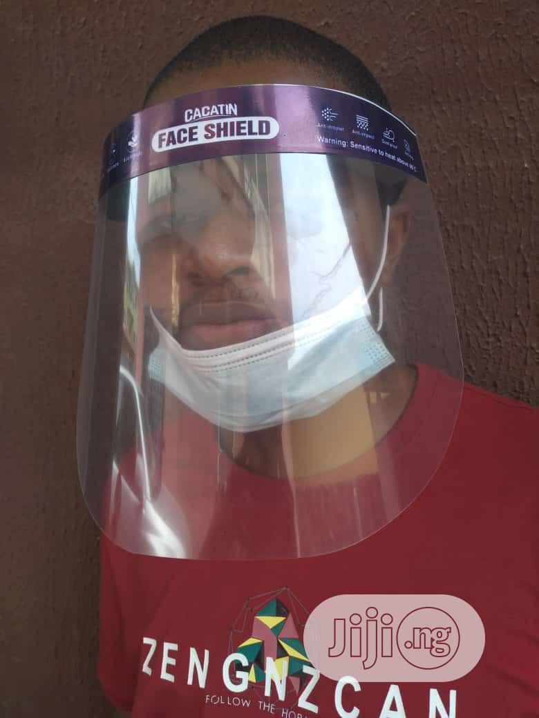 Archive: Abisegco Face Shield