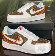 "Louis Vuitton X Air Force 1 ""Custom"" 
