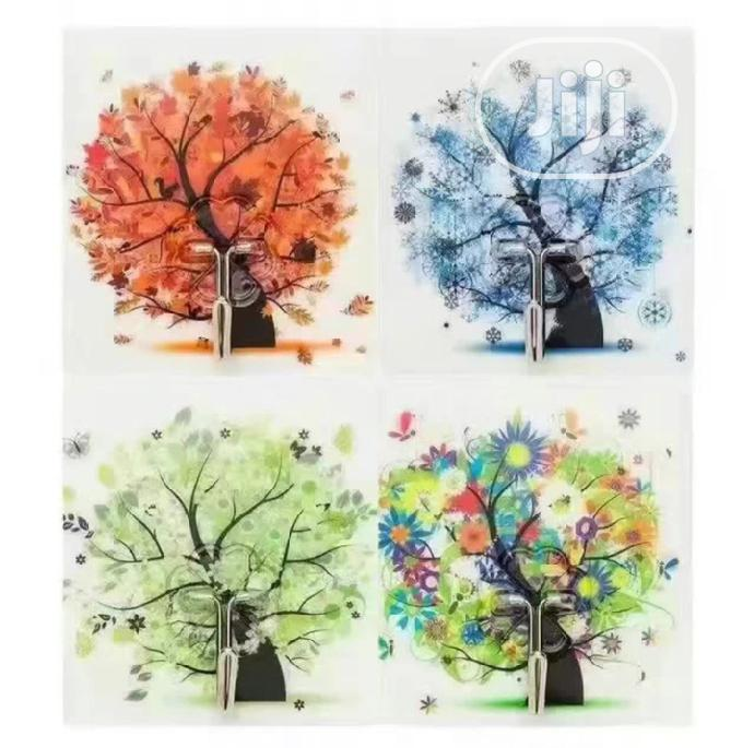 Fancy Wall Sticker Hook | Home Accessories for sale in Ikeja, Lagos State, Nigeria