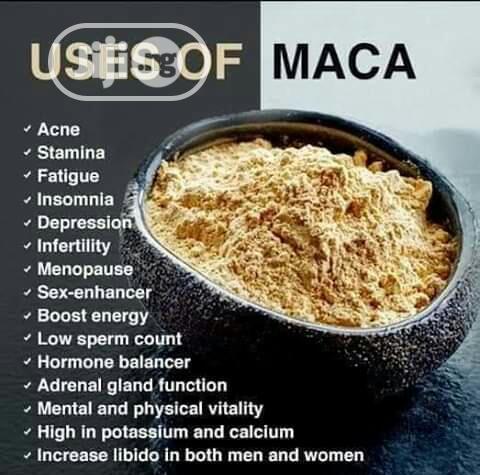 Pure Organic Materials