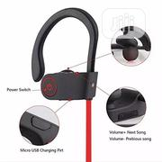 Wireless Bluetooth Headpset   Accessories for Mobile Phones & Tablets for sale in Lagos State, Lagos Island