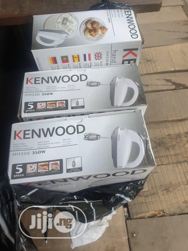 Kenwood Mixer