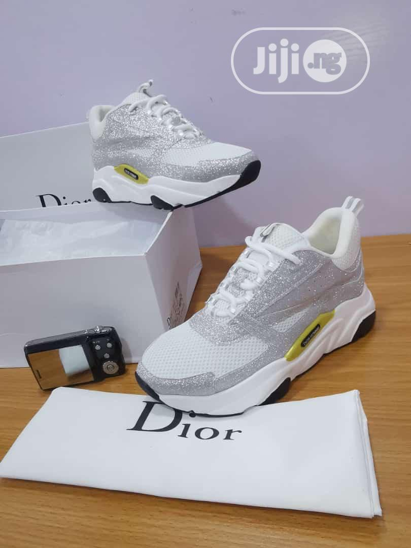 Archive: Original Christian Dior Sneakers