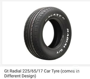 Gt Radial Tyre 225/65 R17   Vehicle Parts & Accessories for sale in Lagos State, Lagos Island (Eko)