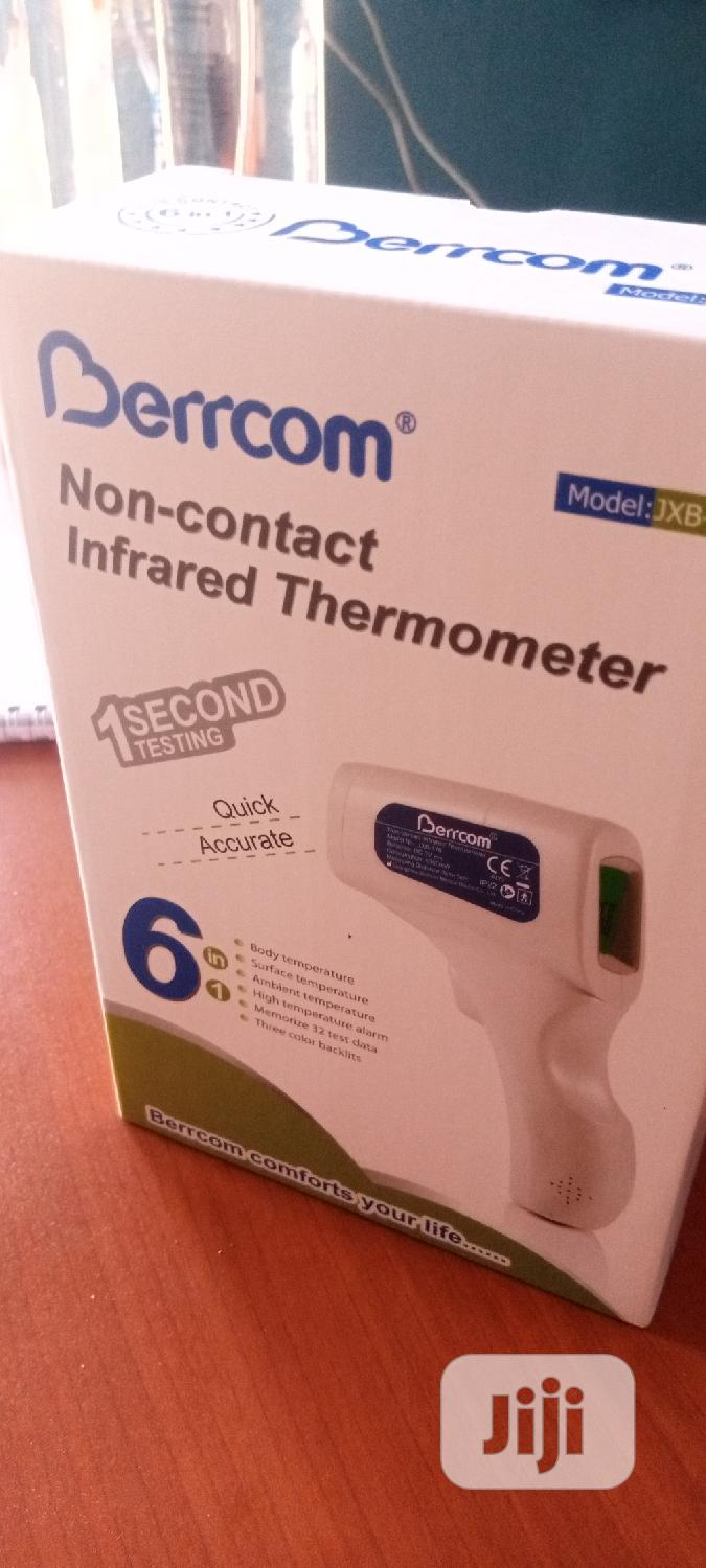 Berrcom Non Contact Infarred Thermometer | Medical Equipment for sale in Ikeja, Lagos State, Nigeria