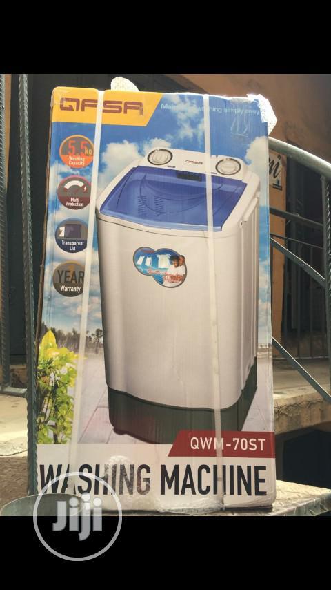 Qasa 5.5kg Washing Machine