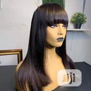 "10""- 20"" Luxury Fringe Wig   Hair Beauty for sale in Lagos State, Agboyi/Ketu"