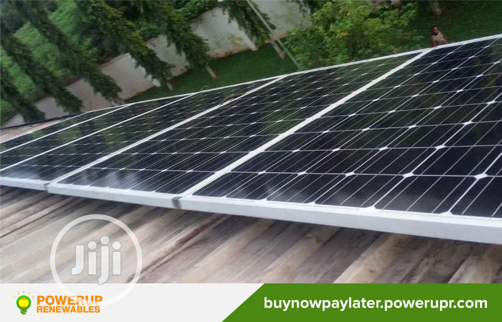Archive: Solar Power System With Monthly Installment Payment