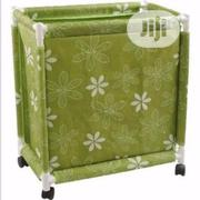 Movable Cloth Laundry Basket | Home Accessories for sale in Lagos State, Lagos Island
